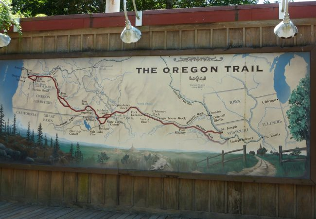 Book Review – The Oregon Trail: A New American Journey