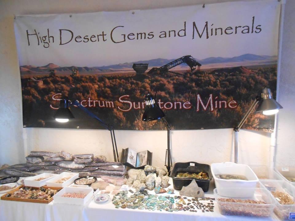 Spectrum Sunstone Mine