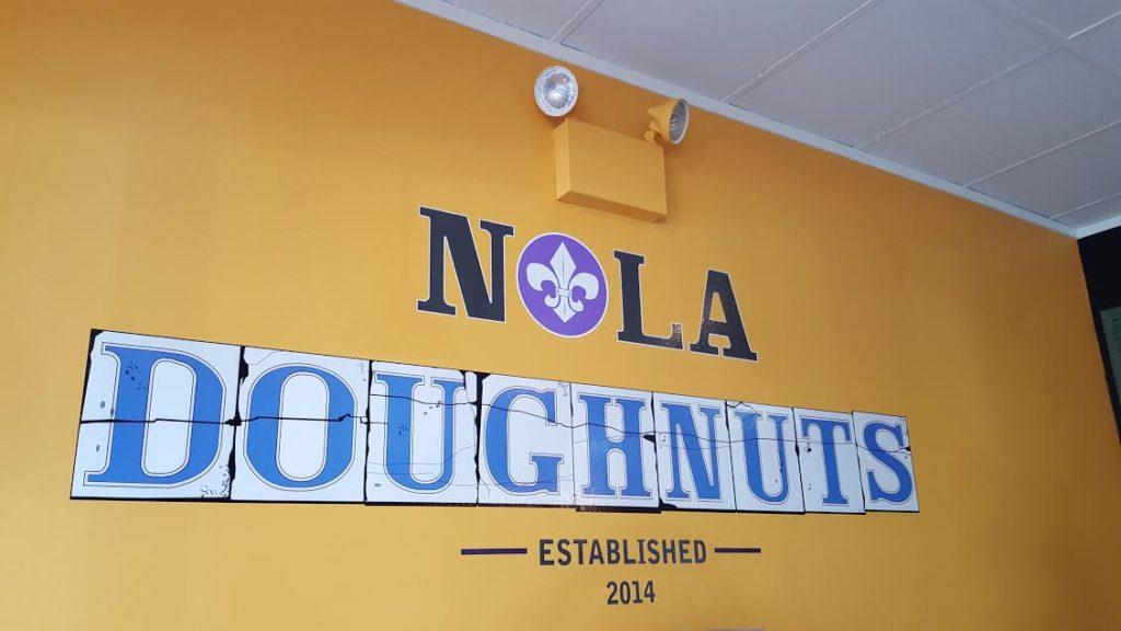 NOLA Doughnuts