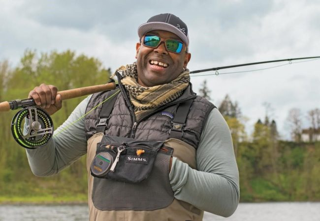 The Inspiring Story Of Soul River Inc, Fly Fishing And Chad Brown!