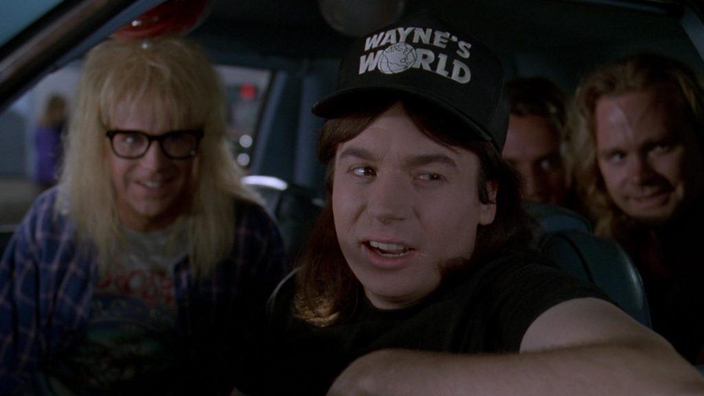 Wayne's World (PG-13)