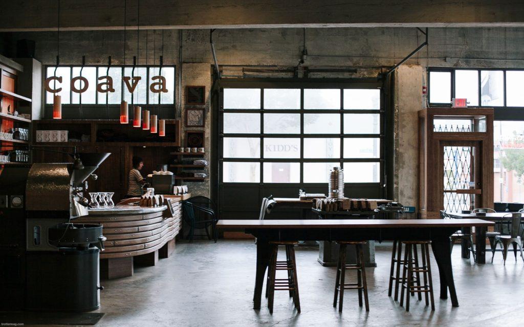 roasted Coava Coffee tidbit portland