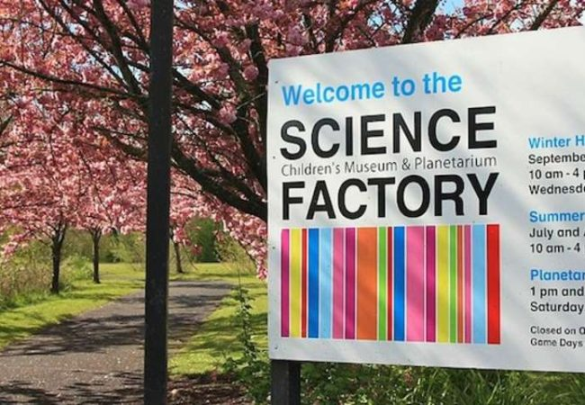 The Science Factory – A Place that Engages, Excites and Inspires!