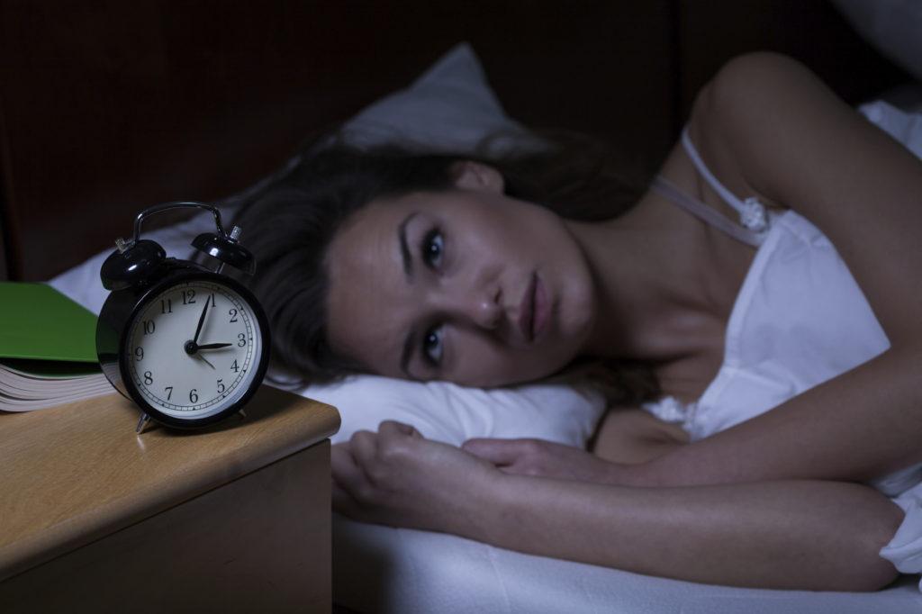 sleep cycle impacted