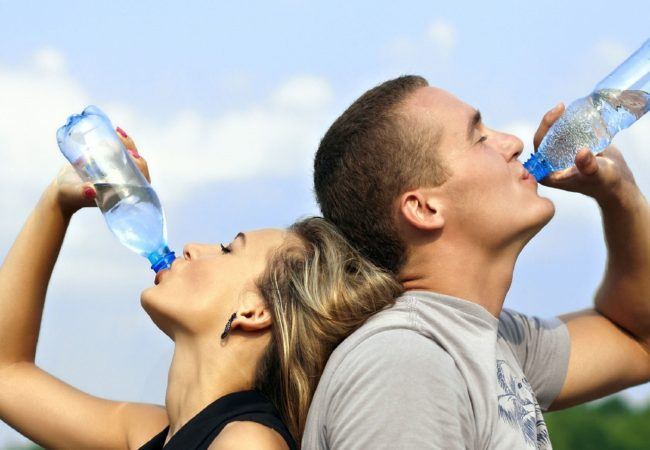 Drink Sufficient Amounts Of Water This Summer To Keep Healthy, Wealthy And Wise
