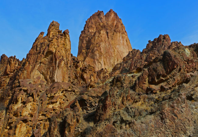 """""""Explore Oregon Recreation: Leslie Gulch"""" flickr photo by BLMOregon https://flickr.com/photos/blmoregon/29645397411 shared under a Creative Commons (BY) license"""