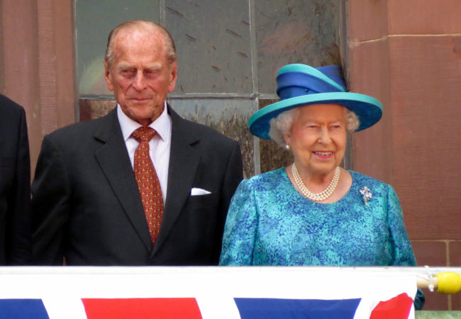 UK's Queen Elizabeth and Prince Philip Celebrate 70 Years Marriage